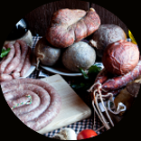 Cold meat & sausages from Ripolles